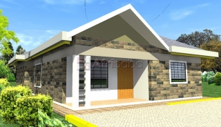 Luxurious 3 bedroom all ensuite bungalow