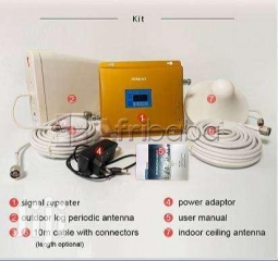 Network signal bboster-Triband Signal Booster In Kenya