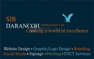 Website, Brochure, Logo, Graphic and Flyer design