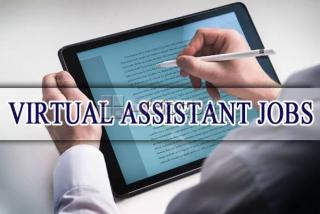 Looking for virtual assistant jobs?