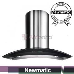 Newmatic H97.9S Island Chimney Hood