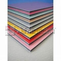 Aluminum composite boards