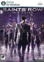 SAINTS ROW 3 Laptop/Desktop Computer Game.