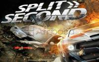 SPLIT SECOND RACING Laptop/Desktop Computer Game.  PRICE : Ksh. 200/=