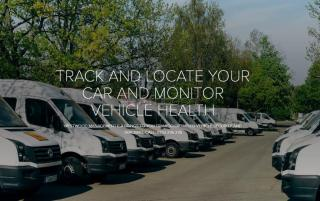 Track and locate your car and monitor vehicle health
