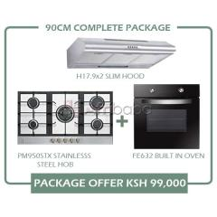 Newmatic New Kitchen 90cm Package Offer