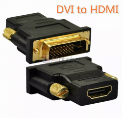 Dvi to hdmi converter