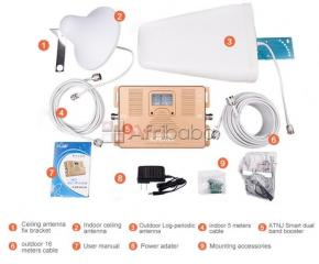 Network signal booster/dual band booster in kenya