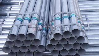 Distributors of Galvanized steel pipes in wholesale prices