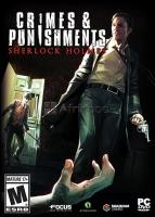Sherlock Holmes Crimes and Punishments Laptop/Desktop Computer Game.