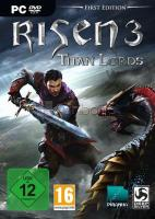 Risen 3 Titan Lords Laptop/Desktop Computer Game.