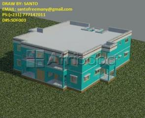hi people am santo freeman from Liberia. i sell house plan.
