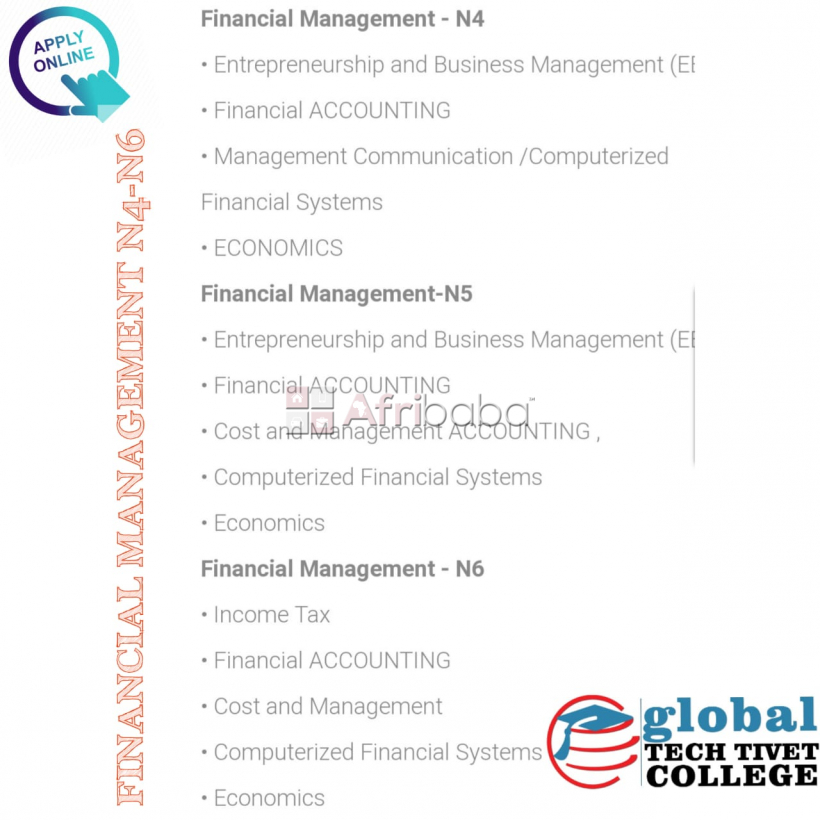 Financial management diploma course #1