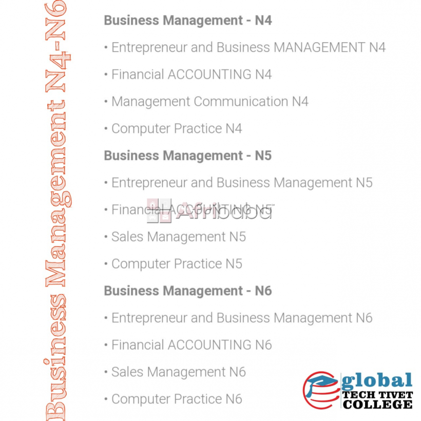 Business management diploma course #1