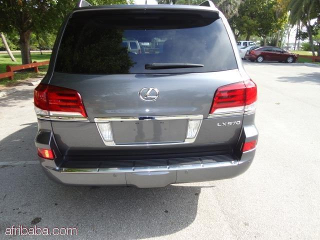 For sell my fairly used 2013 Lexus LX 570 SUV Full Options #1