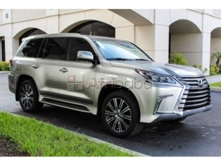 2018 lexus lx570, perfect condition inside and outside #1