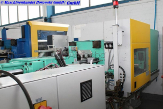 Injection moulding machine demag ergotech 60-120 system