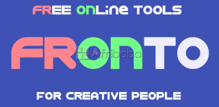 Fronto - free online tools for creative people