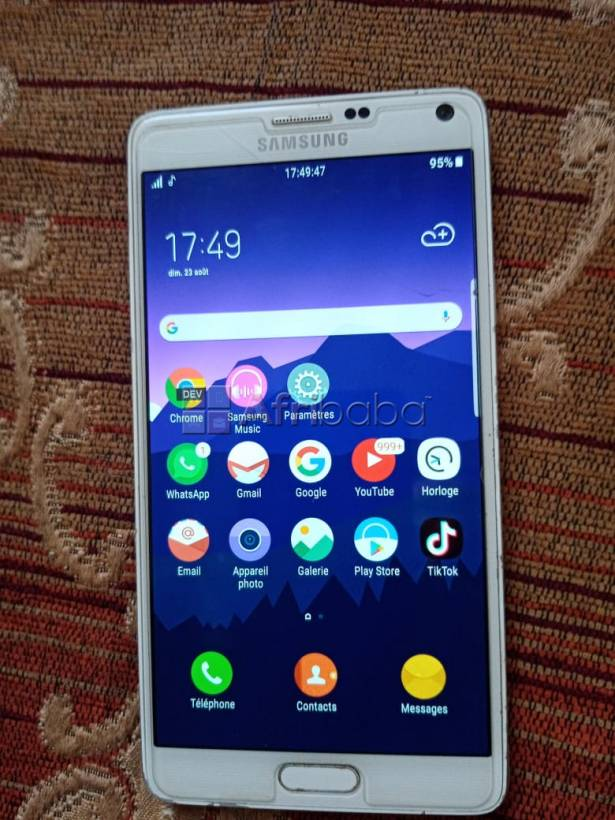 Samsung galaxy note 4 #1