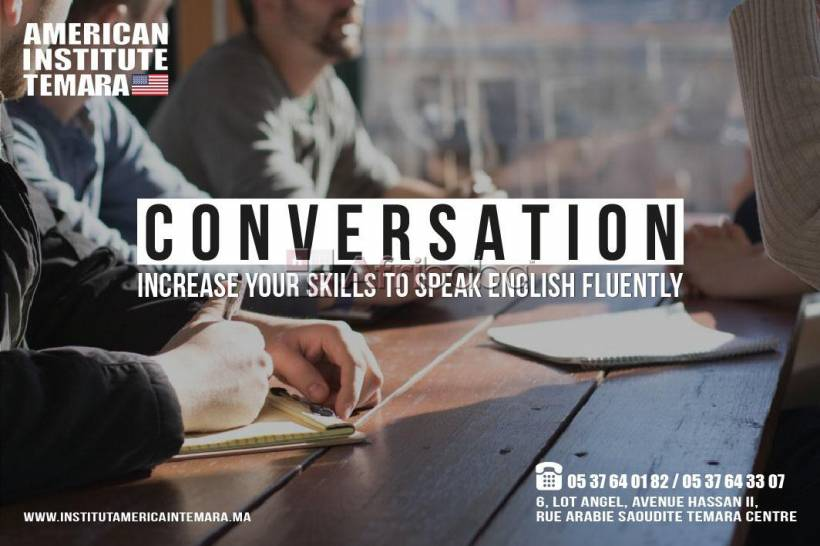English communication for adults - american institute temara