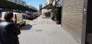 A vendre local commercial 380m² maarif casablanca