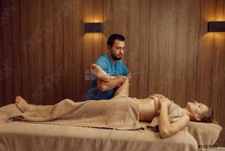 Massage relaxant a tanger avec ahmed spa