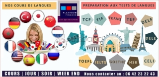 Formations cadres -   / langues internationales - préparation