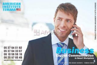 Business english communication in smart workplace