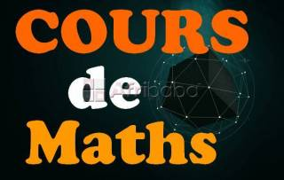 Cours de maths Lycee/College 250 dh