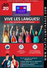 Formations cadres- /langues internationales- preparation test