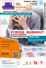 Coaching burn-out – burn out / amont-aval