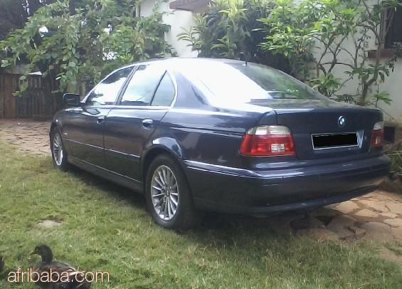 BMW 5 30, 6 Cylindres Turbo Diesel #1