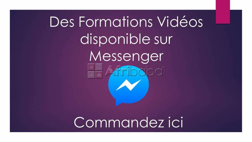 Pack Video de Formation en Informatique #1