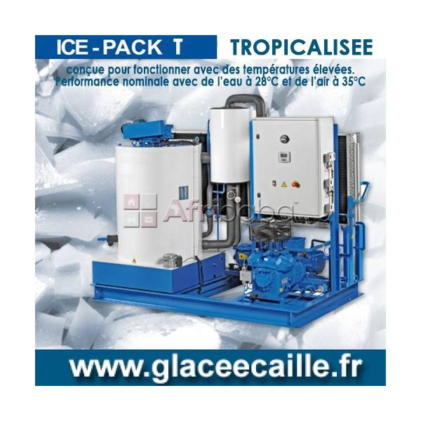 Machine a glace ecaille peche aquaculture glacon #1