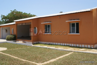 Location maison t4 +chalet + bbq - majunga ( madagascar )