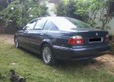 BMW 5 30, 6 Cylindres Turbo Diesel