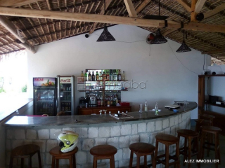 Vente fonds : bar restaurant vue mer - majunga ( madagascar )