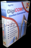Digicom5 (Gestion Commerciale)