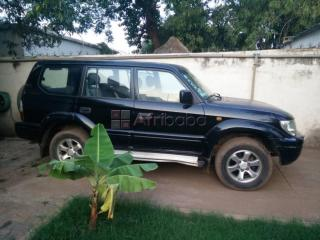 Toyota 4x4 land cruiser