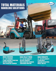 Hire Electric Forklift For Better Operational Help