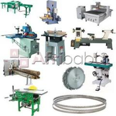 Reconditioned Woodworking and Sawmilling Machinery