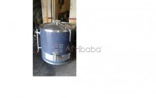225 Litres Electric Oil Jacketed Cooking Pots
