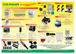 Clock card machines for sale