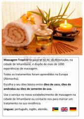 Massage in Inhambane/Mozambique