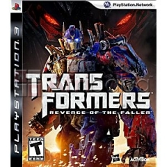 Transformers Revenge of the Fallen PS3