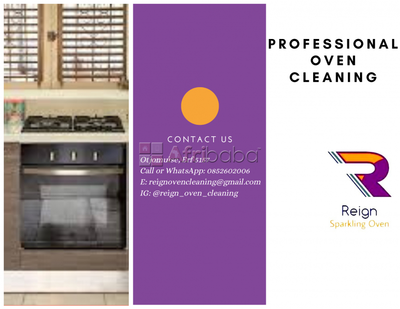Oven Cleaning Services #1