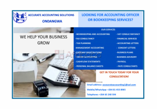 Registered Business Accountant