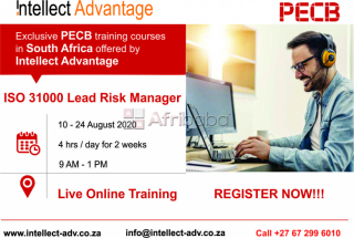 Online conferences and Courses by Intellect Advantage ZA