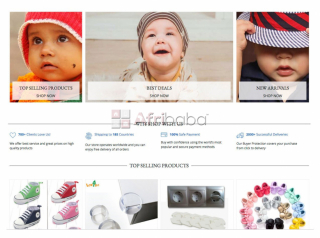 Baby Products Dropshipping Store