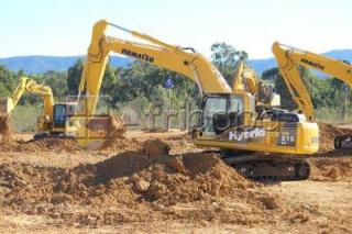 Register now start training Grader Excavator Dump truck Bulldozer